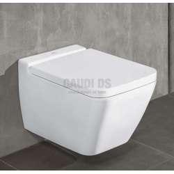 Villeroy & Boch Finion окачена тоалетна чиния 37.5х56 см 4664R0R1
