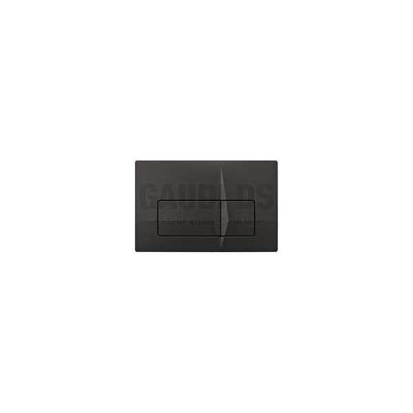 Bocchi Trento Black Soft Touch бутон за WC P62-0190