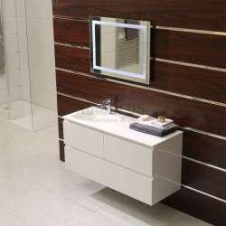 Каменен умивалник за мебел 120х46 gdsicc 38130 L/R