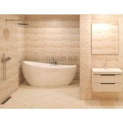 Плочки за баня Daino Beige 25x70 daino_beige_25x70