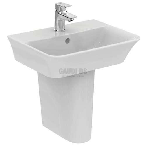 Connect Air малка мивка за ръце Curve 45 см