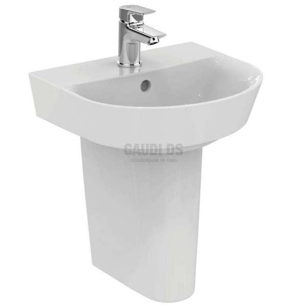 Connect Air малка мивка за ръце Arc 40 см E1384