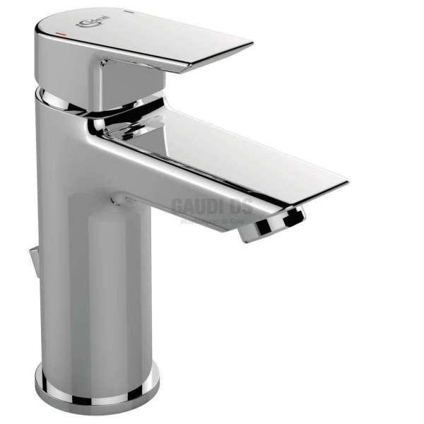 TESI стоящ смесител за мивка с метален изпразнител, за ниско налягане ND A6556