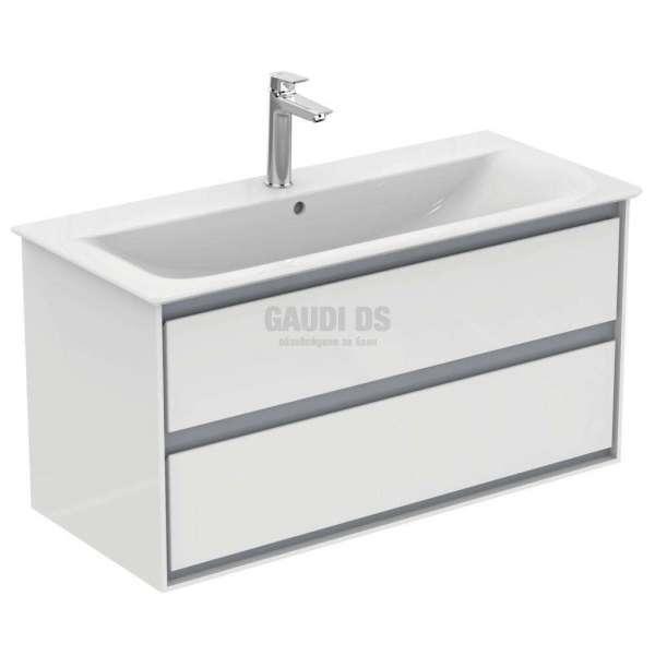 Connect Air долен шкаф с 2 чекмеджета 100 см Е0821B2