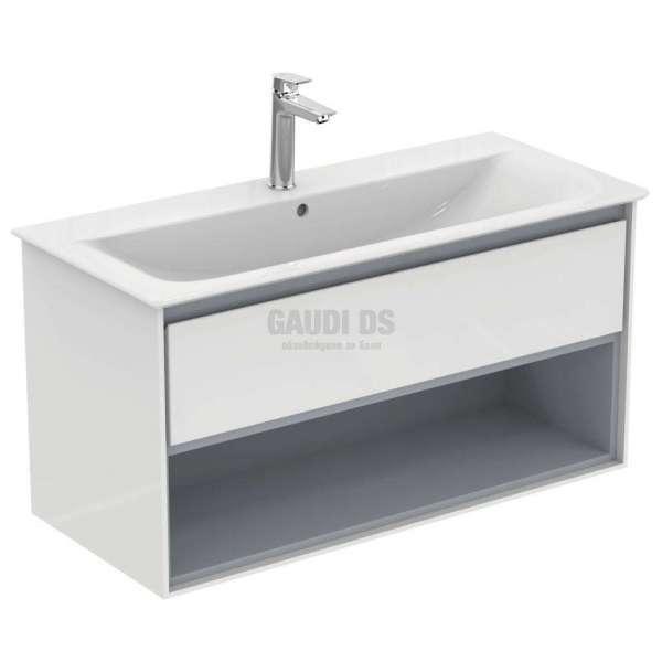 Connect Air шкаф за мивка 100 см Е0828B2