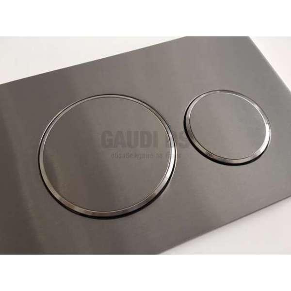 Активатор Sigma 20 за WC неръждаема стомана 115.882.SN.1