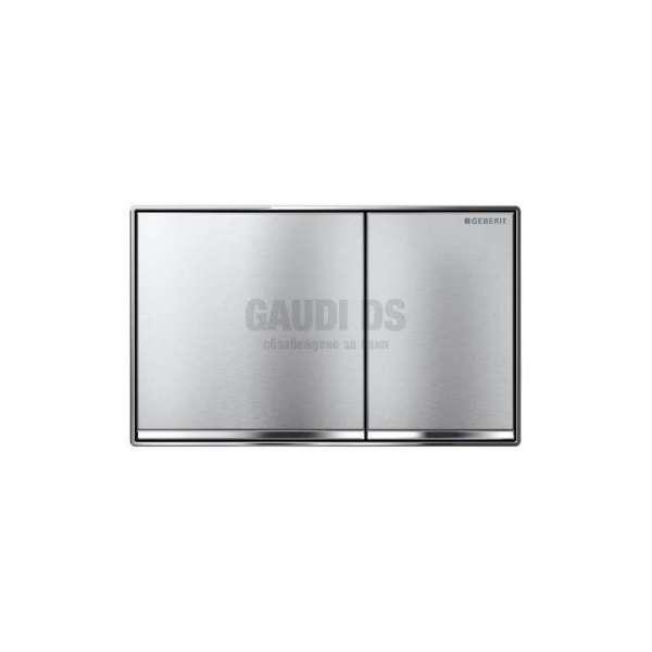 Активатор Geberit Sigma 60 за WC полиран хром 115.640.GH.1