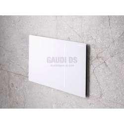 Активатор Geberit Sigma 70 за WC бяло стъкло 115.620.SI.1