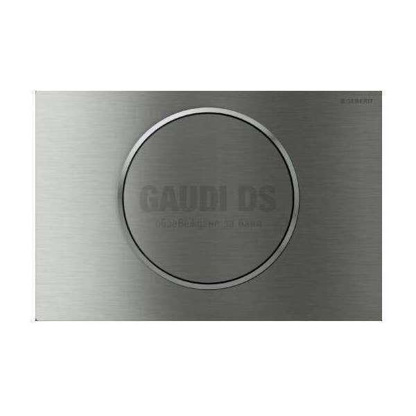 Geberit Sigma 10 активатор за WC неръждаема стомана 115.787.SN.5