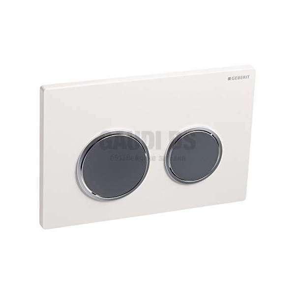 Geberit Omega 20 активатор за WC бял/мат 115.085.KL.1