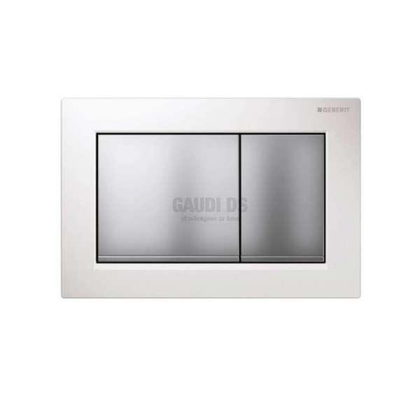 Geberit Omega 30 активатор за WC бял/мат 115.080.KL.1