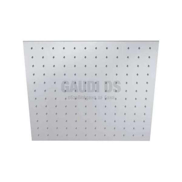 Mетална масивна 40x40 см, квадратна италианска gdsdr_bag-sof-4040Q