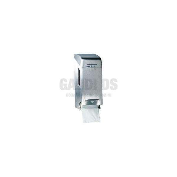 Държач за тоалетна хартия, цвят сатен PR0784CS