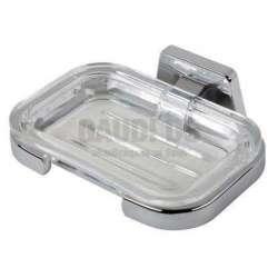 Стъклена сапунерка за стена Standard 7155