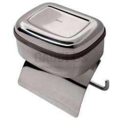 Кутия за мокри кърпички+държач за WC хартия Standard/Hotel 1130