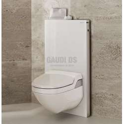 Geberit Монолит Плюс санитарен модул за AquaClean 8000 бяло стъкло 114 см 131.232.SI.1