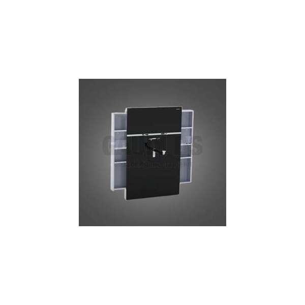 Geberit Монолит санитарен модул за окачена мивка и стоящ смесител 131.050.SJ.1