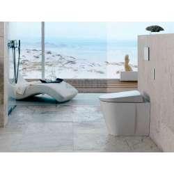 Geberit AquaClean Sela, стояща на пода тоалетна чиния 146.175.11.1