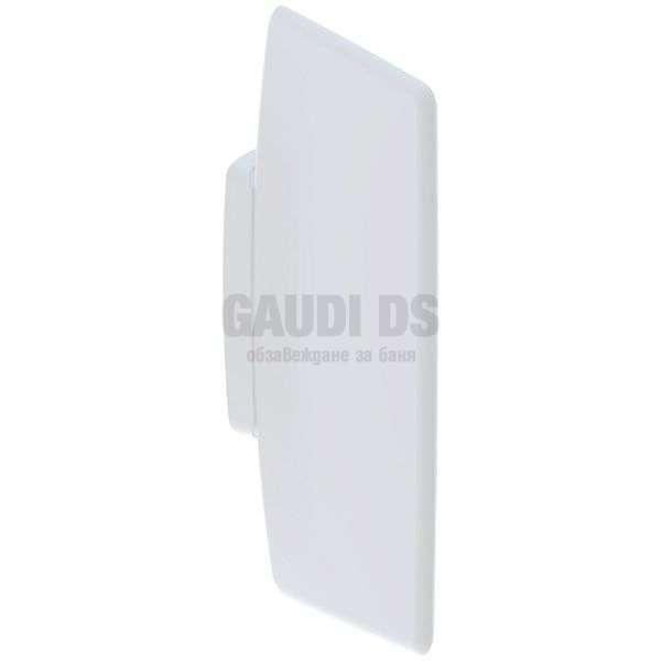 Разделителна стена за писоар, от пластмаса 115.201.11.1