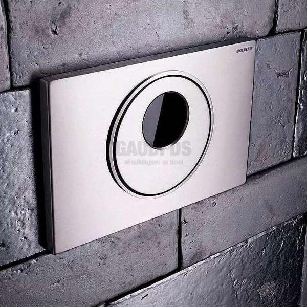 Активатор за WC с фотоклетка Geberit Sigma 10 на ток 115.890.SN.5
