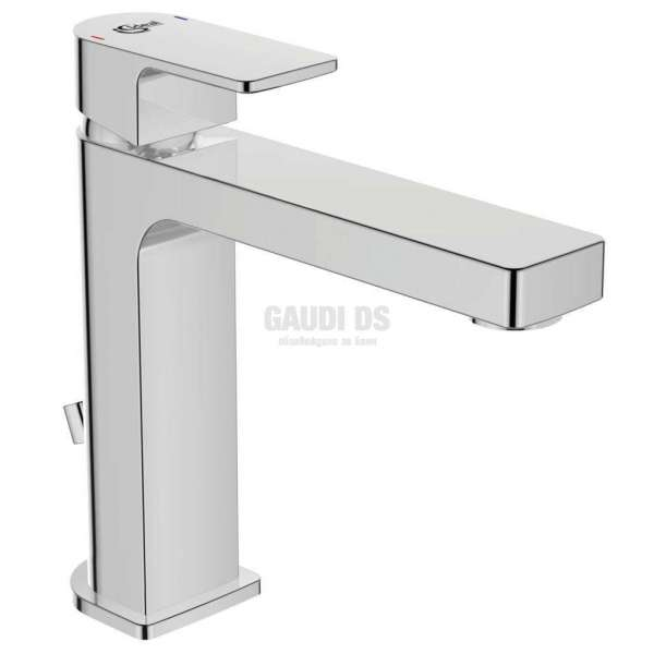 EDGE стоящ Grande, среден с метален изпразнител, декоративна розетка A7106 AA