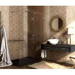 Плочки за баня Amberia Brown 25x40 amberia_brown_25x40