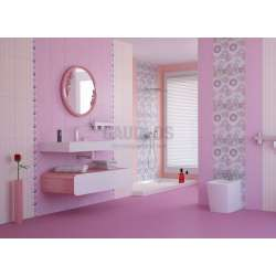 Dreams Lila 25x50 плочки за баня dreams_lila_25_50