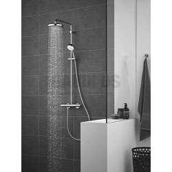 Grohe Tempesta Cosmopolitan System 210 душ система с термостат, стенен монтаж