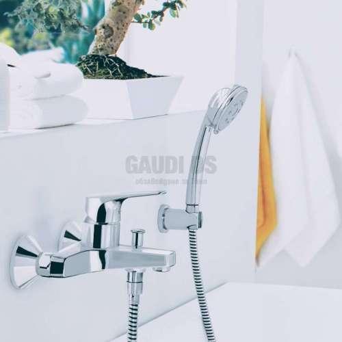 Grohe BauFlow смесител за вана/душ