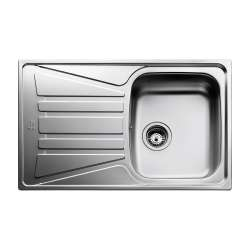 TEKA BASICO 79 1C 1E, мивка от инокс, микролен М.572.МС8