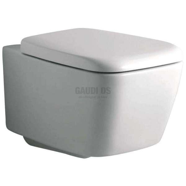 Ideal Standard WC Ventuno висяща + седалка без плавно T663701+T319301