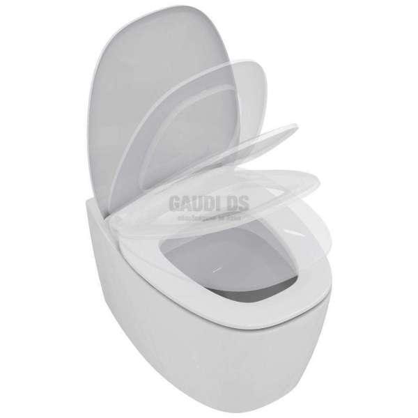 Ideal Standard WC Dea + плавно падаща седалка T329201
