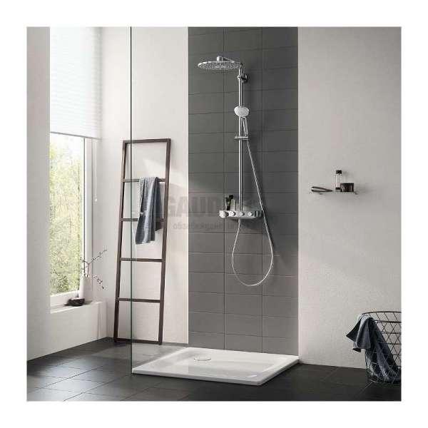 GROHE Euphoria Smart Control 310 Duo душ система с термост 26507000