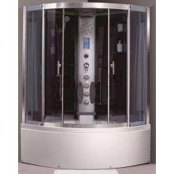 Evelina - хидромасажна душ кабина с парогенератор