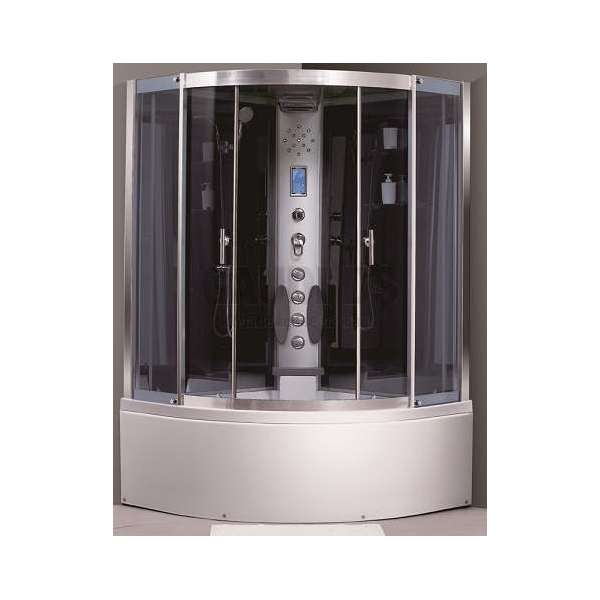 Evelina - хидромасажна душ кабина с парогенератор dush_kab_9425