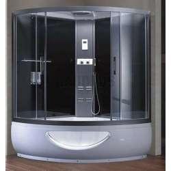 Siyana - хидромасажна душ кабина с парогенератор