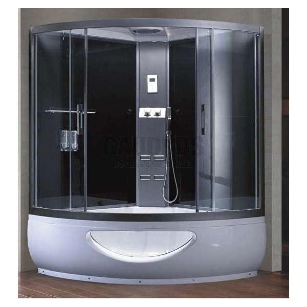 Siyana - хидромасажна душ кабина с парогенератор dush_kab_9823