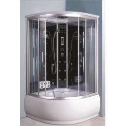 Karina - хидромасажна душ кабина с парогенератор