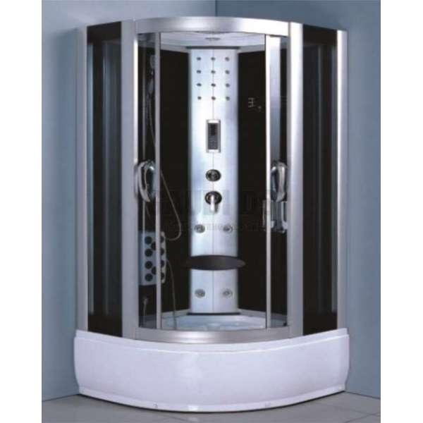 Elza - хидромасажна душ кабина с парогенератор 130zx130 dush_kab_2213S