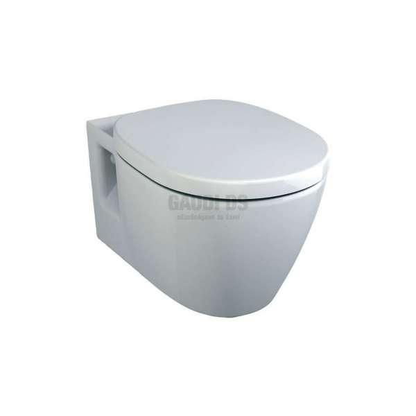 Ideal Standard Connect - конзолна WC плавно падащ капак ISE716601