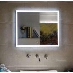Огледало Jara с вградено LED осветление 60х60 см GDS_icl1498