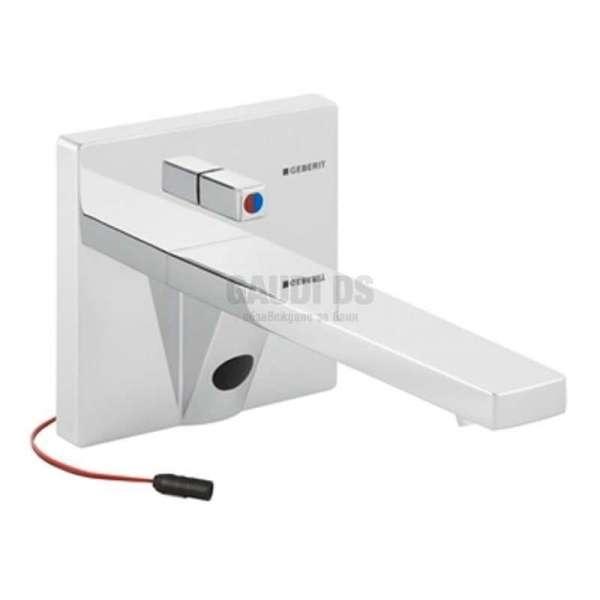 Стенен смесител за мивка с фотоклетка модел 88, работи на ток 116.128.21.1