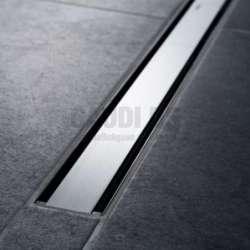 Geberit душ канал CleanLine 60 - полиран метал 30-90 см 154.456.00.1