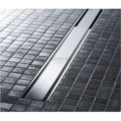 Geberit душ канал CleanLine 60 - полиран метал 30-90 см 154.456.KS.1