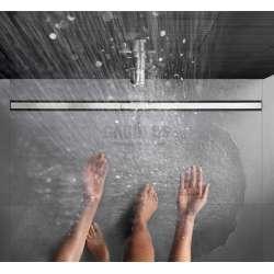 Geberit душ канал CleanLine 60, за тънък под, неръждаема стомана 154.459.00.1