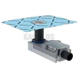 Geberit подов сифон за височина на пода от 90 мм 154.050.00.1