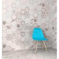 Плочки за баня Pietra Hexagons 20x23 2