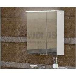 Горен огледален шкаф Triano Modena с Led осветление 55см goren_triano_modena