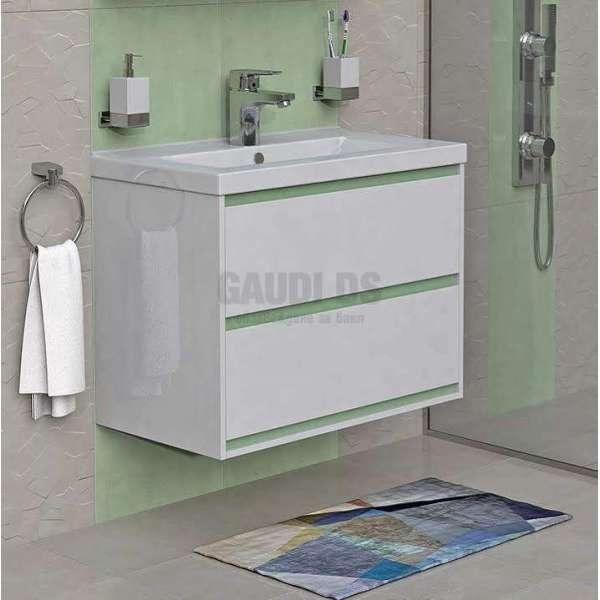 Долен шкаф Triano Kansas с мивка, 2 чекмеджета 80х45см dolen_triano_kansas