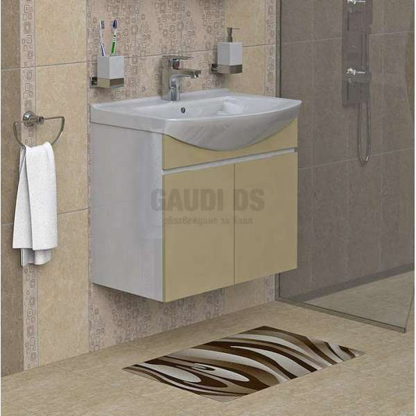 Долен шкаф Triano Carolina с мивка 65х50см dolen_triano_carolina